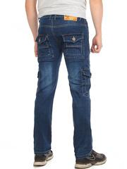 2015 джинсы мужские, темно-синие