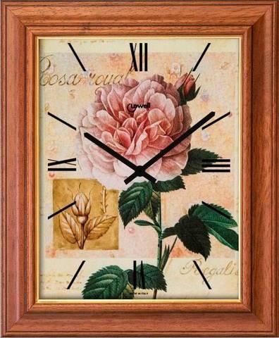 Настенные часы Lowell 01826A