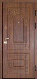 Дверной Континент, Флоренция (Дуб золотой/Беленый дуб)