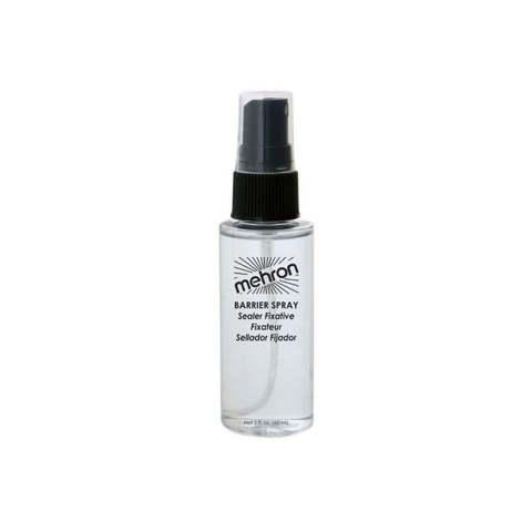 MEHRON Водостойкий закрепитель макияжа Barrier Spray - Pump Bottle, 60 мл
