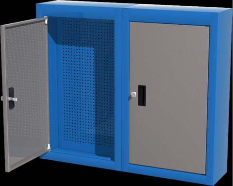 Шкаф настенный для инструмента FERRUM 03.000L