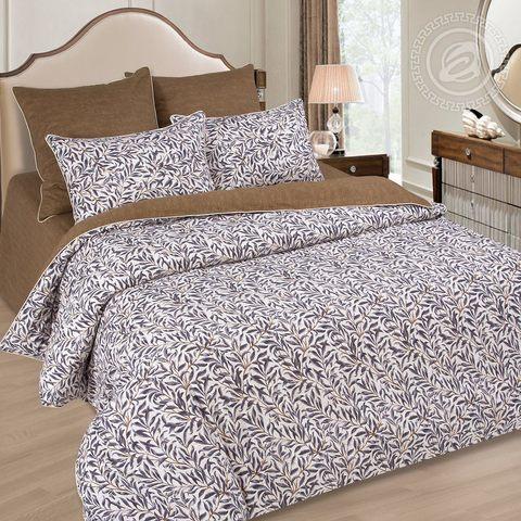 Комплект постельного белья 2 спальный Велюр Тенерифе