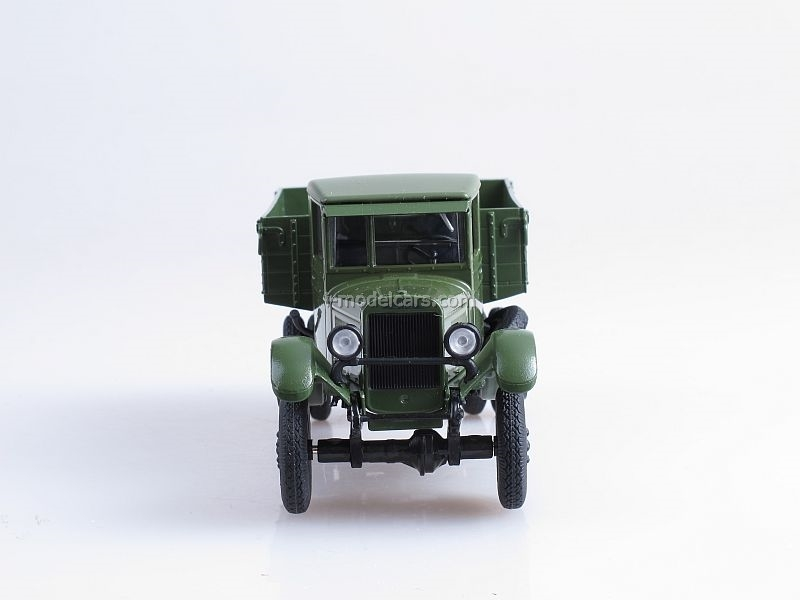 ZIS-32 board green 1:43 Nash Avtoprom