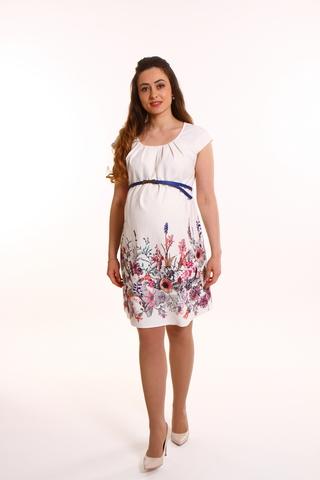 Платье 08783 кремовый