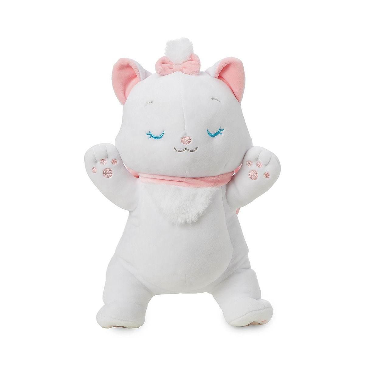 Мягкая игрушка «Кошечка Мари» Disney Cuddleez - 35 см