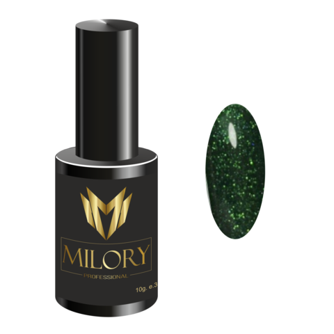 Milory, Гель-лак Crystal Collection №12