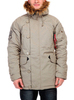 Куртка Аляска Зимняя - Explorer  (хаки - khaki)