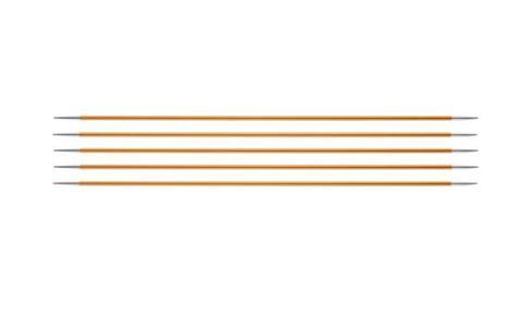 Чулочные спицы Knitpro Zing 15 см