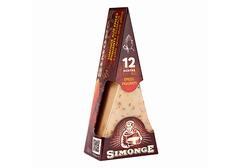 Сыр симонж с пикантными специями, 160г