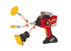 Smoby Набор строительных инструментов шуруповерт+насадки (500117)