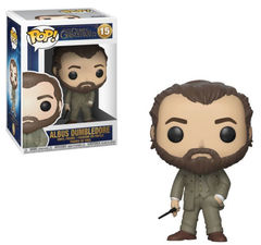 Funko - POP Movies: Fantastic Beasts 2 - Dumbledore Brand New In Box