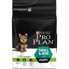 Purina Pro Plan Small & Mini Puppy для щенков мелких и карликовых пород, курица