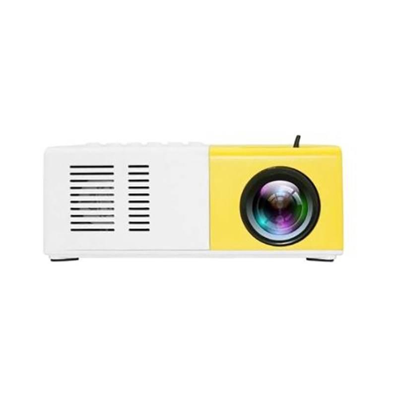 Мини проектор LED Projector YG 300 портативный