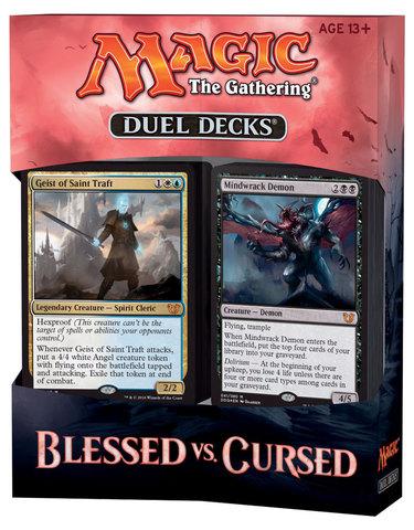 Дуэльный набор Blessed vs. Cursed