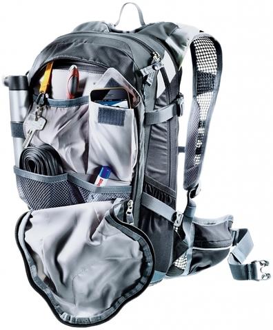 рюкзак велосипедный Deuter Compact Exp 10 Sl