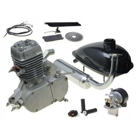 Веломотор F50 (с комплектом для установки)
