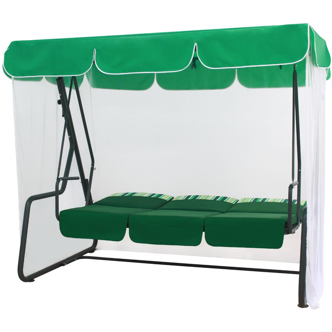 Рандеву Премиум зеленый кровать