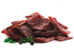 Сушеное мясо медведя, 100г
