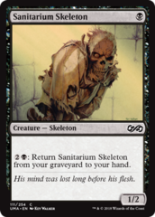 Sanitarium Skeleton (Фойл)