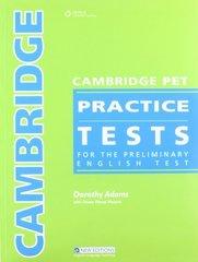 Cambr PET Prac Test TB