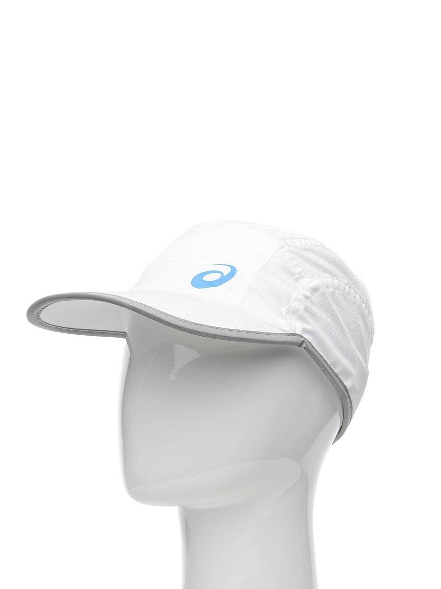 Бейсболка Asics Running Cap white (123005 5008) унисекс фото
