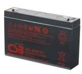 Аккумулятор  CSB HRL634W ( 6V 8,5Ah / 6В 8,5Ач ) - фотография