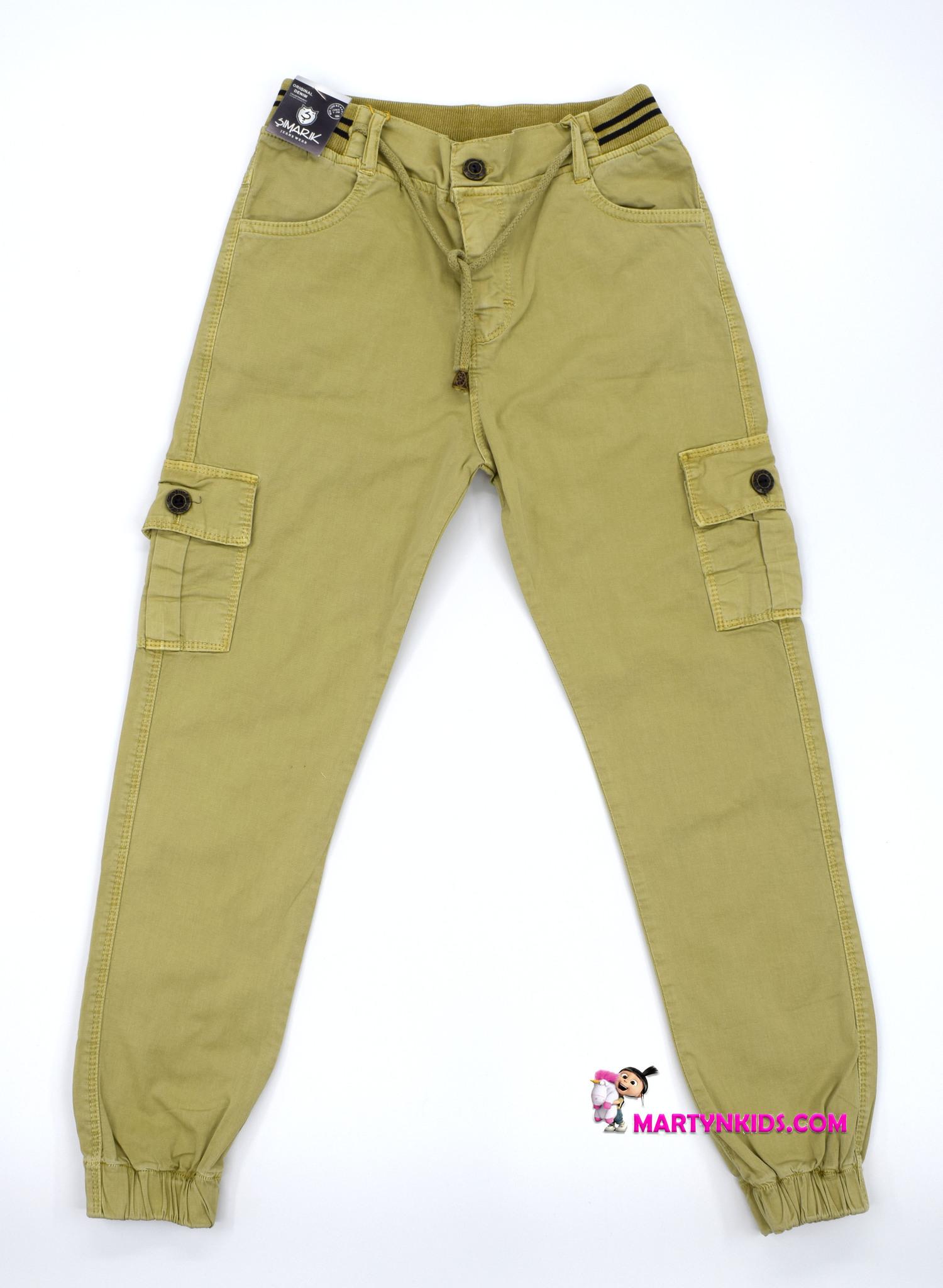 2340 брюки джоггеры на резинке