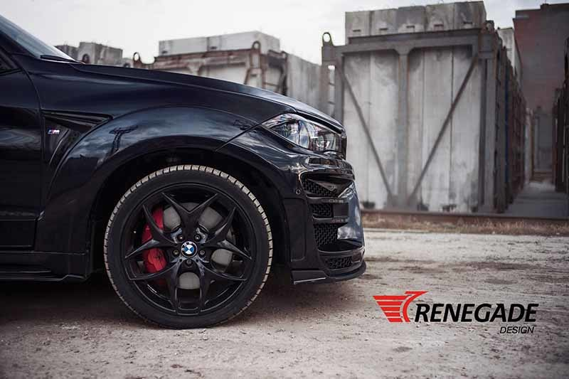 Обвес Renegade Design для BMW X5 F15/F85