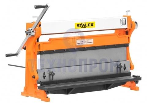 Станок комбинированный ручной Stalex 3-in-1/760х1