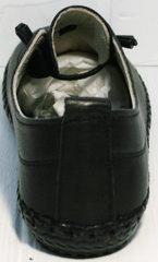Модные женские мокасины Evromoda 115 Black