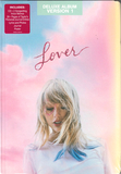 Taylor Swift / Lover (Deluxe Edition #1)(CD)