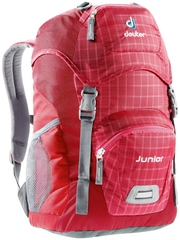 Рюкзак детский Deuter Junior raspberry-check