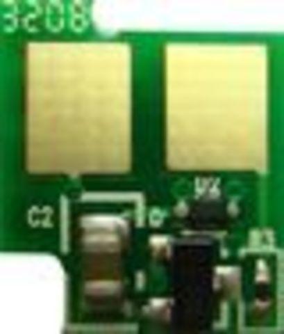 Чип UKC7 (cyan) chip - Для Color laserJet CP1215, CP1515, CP1518, CM1300, CM1312, CP2020, CP2025, CM2320, CP3525, CP4025, CP1025