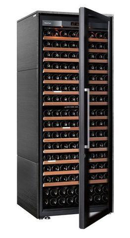 Винный шкаф EuroCave V Collection L чёрный, максимальная комплектация