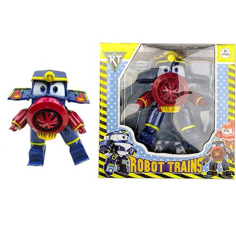Игрушка Robot Trains  в индивидуальной упаковке VICTOR (синий)   1кор*1бл*1шт