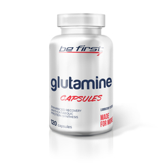 BE FIRST GLUTAMINE 120 КАПС