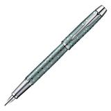 Перьевая ручка Parker IM Premium Vacumatic F224 Emerald Pearl перо F (1906731)