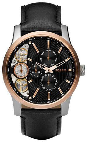 Купить Наручные часы скелетоны Fossil ME1099 по доступной цене