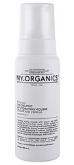 Увлажняющий мусс для укладки, My.Organics