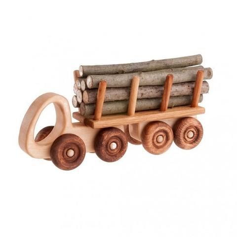 Деревянная машинка