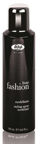 Моделирующий лак сильной фиксации для укладки волос «Lisap Fashion Styling Spray»