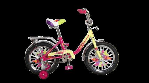Forward Racing 16 Girl (2015) зеленый с розовым (зеленый/фуксия)
