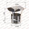 Зонт-К d120мм (430/0,5мм) Ferrum