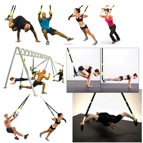 Тренировочные петли Suspension Training – это универсальный тренаже...