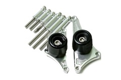 Слайдеры на крышки двигателя Honda CB400 99-07