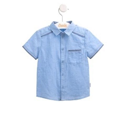 РБ87 Рубашка для мальчика
