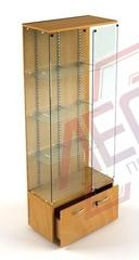 ВПН-402 Витрина стеклянная с накопителем