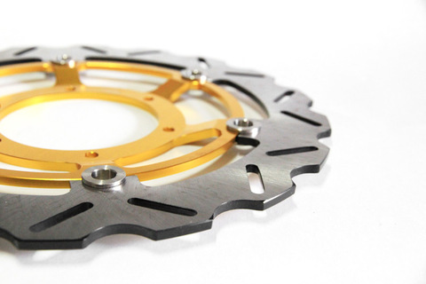 Передние тормозные диски Dream-moto для Honda CBR 600 F4i 01-07