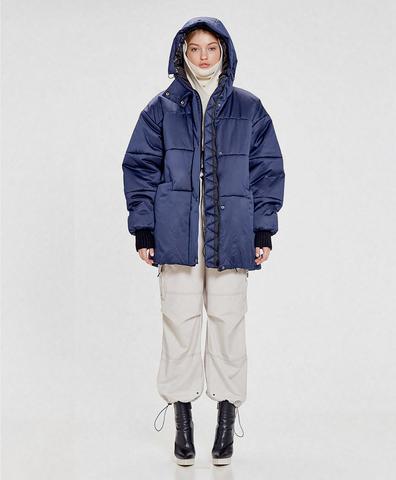 Зимняя куртка Ума dark blue
