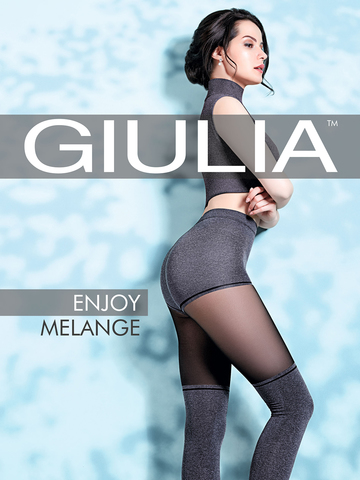 Колготки Enjoy Melange 01 Giulia